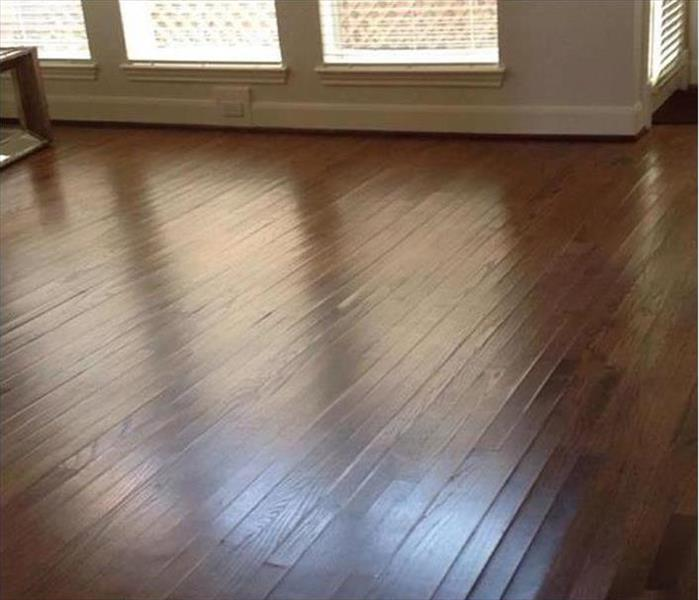 A Water Loss and Hardwood Flooring--Westwood