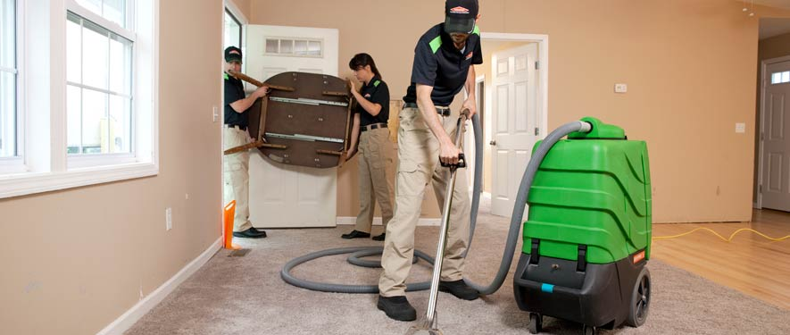 Paramus, NJ residential restoration cleaning
